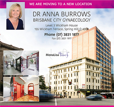 Dr. AnnaBurrows - Medical Specialist in Gynaecology